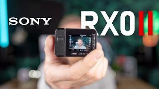 SONY RX0 II - la CAMERA 4K de VLOG ULTIME ?! [TEST]