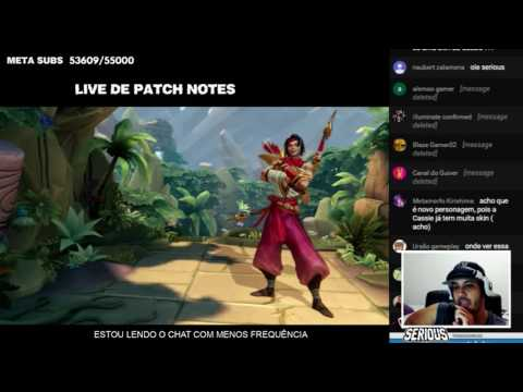 Paladins: Open Beta 37 Patch Notes Preview...