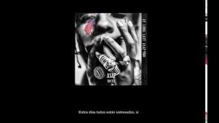 Скачать A AP Rocky Better Things Subtitulado Español