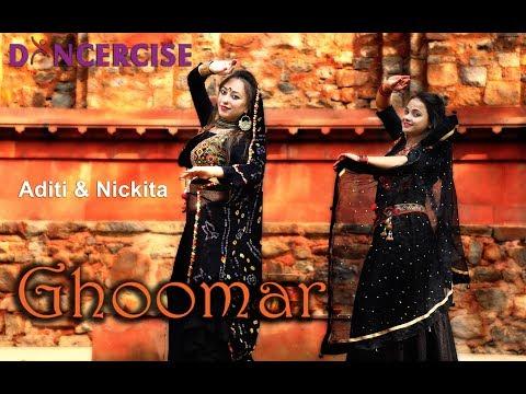 Ghoomar Song | Padmavati | Dancercise |...