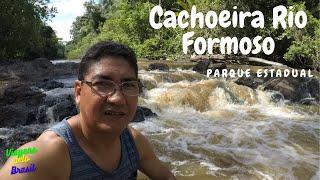 Cachoeira No Rio Formoso | Estrada Sem Fronteira | Marcos E Cleide