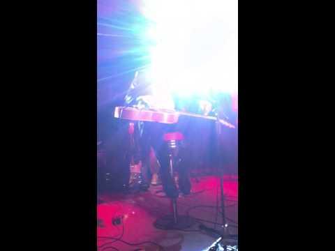 Jack Broadbent. Makin' My Way. Live. Riff club, Bochum, Germany 11/06/2014