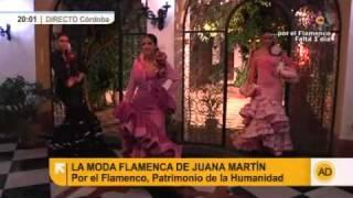 La moda flamenca de Juana Martín