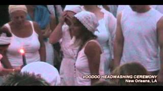 New orleans voodoo hoodoo ritual
