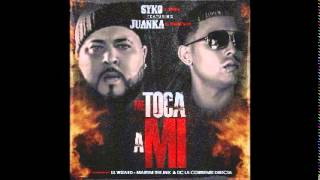 Syko El Terror Ft. Juanka El Problematik - Me Toca A Mi (Rip Benny Benni) (Original) (Video Music)