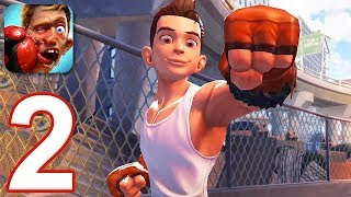 Boxing Star - Gameplay Walkthrough Part 2 - League (iOS, Android)