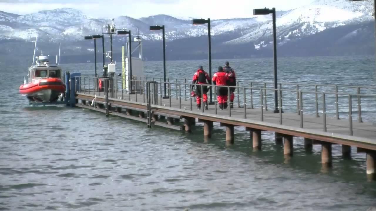 Coast Guard Station Lake Tahoe - Dream Billet - YouTube
