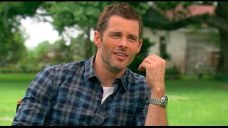 James Marsden Hopes The Best Of Me Will Have The Same Chemistry As The Notebook