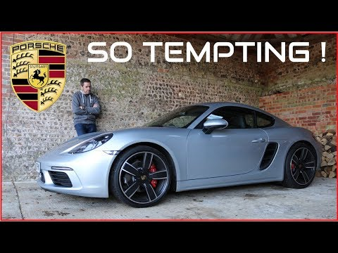 Should I buy a Porsche 718 Cayman S ? [MY NEXT CAR !]
