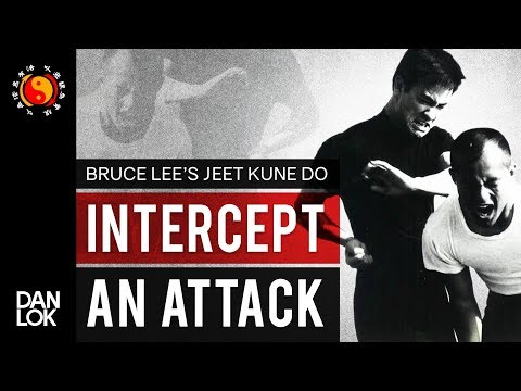 How To Intercept An Attack In JKD