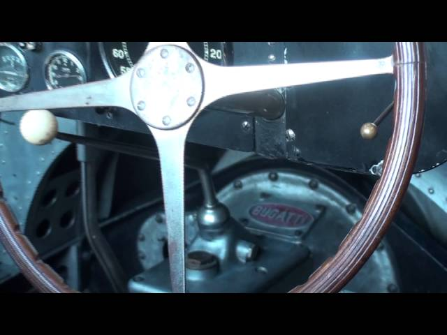 Bugatti  57G. Simeone Automotive Museum. 8/2/2013. Official Video