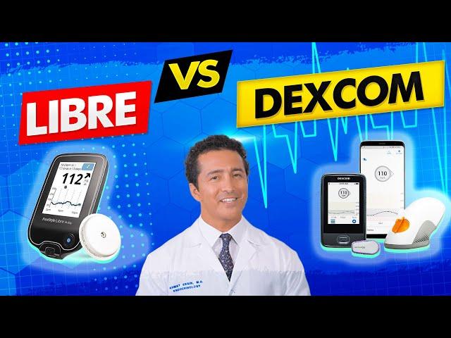 Dexcom G6 vs Freestyle Libre - Endocrinologist review and comparison [2020]
