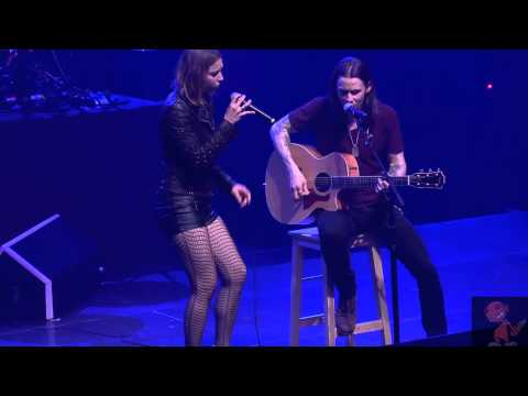 Alter Bridge, Ft Lizzy Hale, Watch Over You,LIVE@,AB,FULL HD,1080,2013
