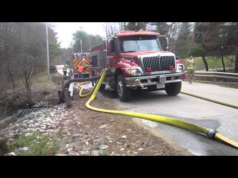Part 15 - Rural Water Supply Drill - Chichester, New Hampshire - May 2015