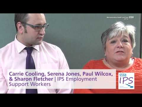 IPS: Individual Placement and Support into Employment
