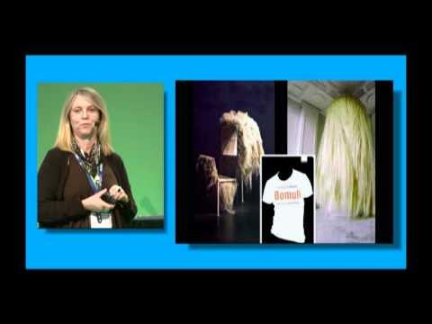 Trendspaning med Lotta Ahlvar på Stockholm Furniture Fair 2011