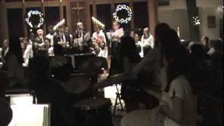 18 Calypso Carol - Shepherds Come Quick composed by Kirby Shaw