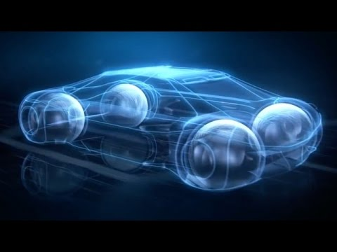 Goodyear's Spherical Tires Are Really Just Magnetic Levitating Balls - Newsy