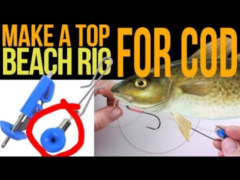Sea Fishing Rig Guide- Best Cod Rig The Pulley Pennel.