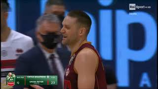 Final Eight Coppa Italia | Virtus Bologna vs Reyer Venezia
