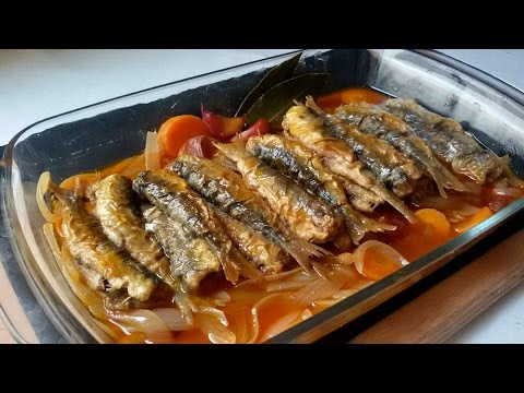 Sardinas en escabeche c mo preparar f cilmente un for Como cocinar un bogavante