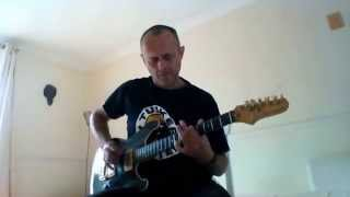 Black Betty - some of the guitar riffs.