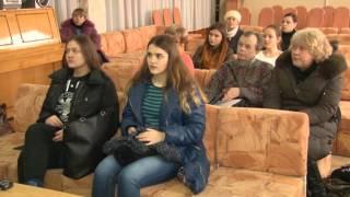 У бібліотеці ім. Котляревського організували  вечір-реквієм до  Дня пам'яті героїв Крут