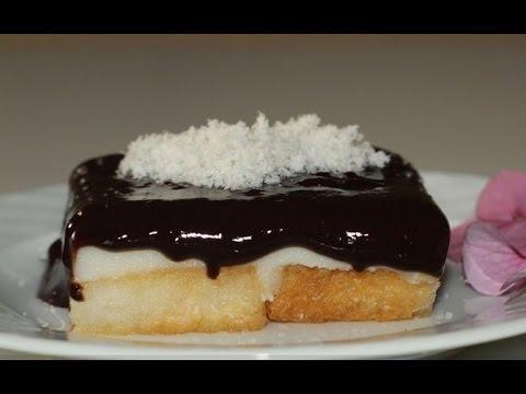 Etimek Tatlısı Tarifi / ekmek tatlısı tarifi - YouTube