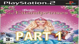 Barbie As The Island Princess(PS2) Walkthrough Part 1