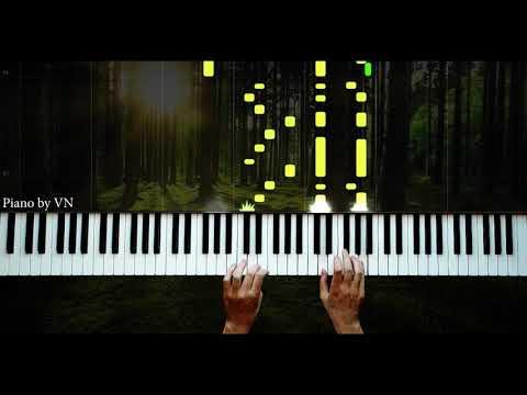 Beni Vurup Yerde Bırakma - Piano by VN