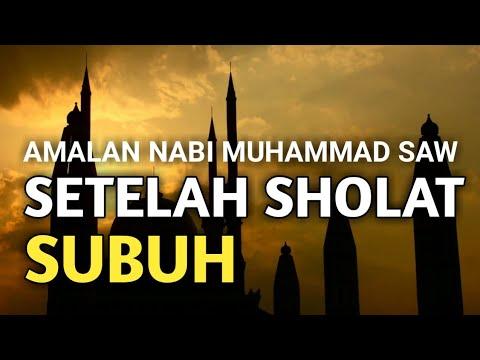 doa-rezeki-lancar-dan-berkah-setelah-sholat-subuh-ii-amalan-nabi-muhammad--cinta-sholawat