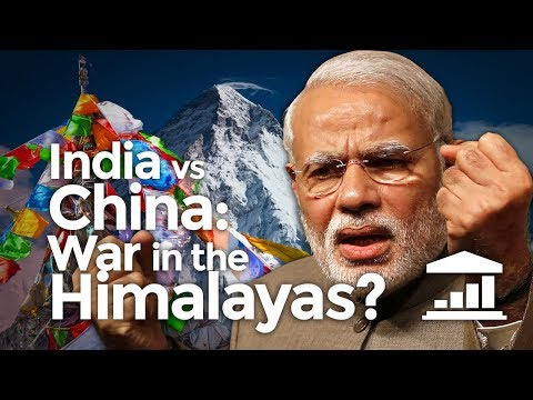 India vs China: War in the Himalayas? - VisualPolitik EN