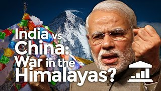 India vs China: War in the Himalayas? - VisualPolitik EN