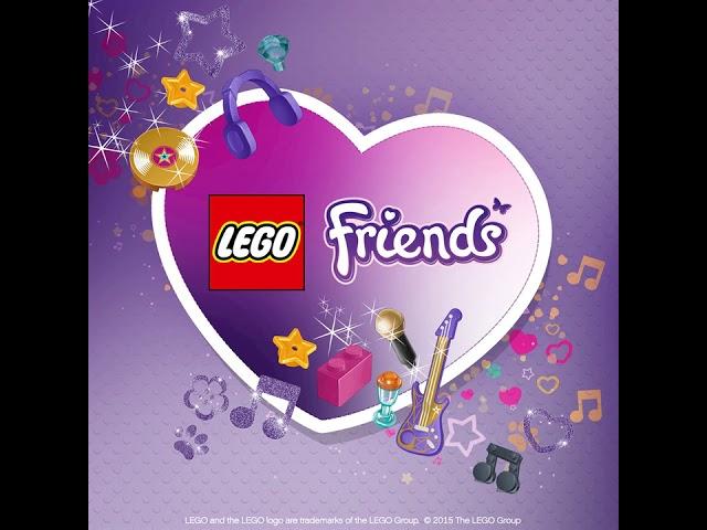 Forever Us Lego Friends Shazam