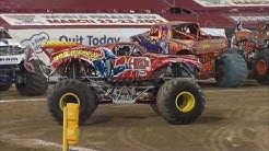 Monster Jam in Everbank Field - Jacksonville, FL 2013 - Full Show - Episode 12