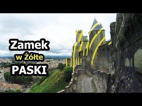 Zamek w Paski i Znudzone Dzieci - Carcassonne (Vlog #158)