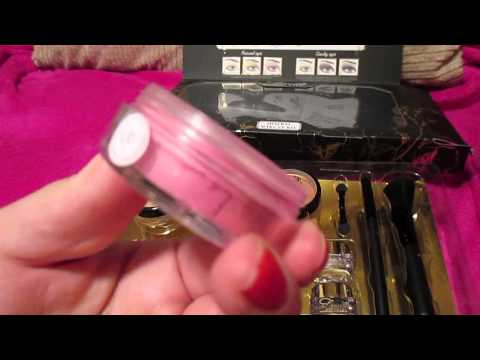 Primark Loveable Luxuries Mineral Make Up Kit Unboxing