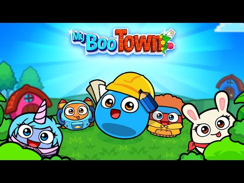 My Boo Town - City Building & Virtual Pet Game for iPhone and Android