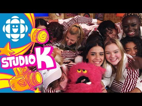 Makeup Monster Counts to 13 with Now United | CBC Kids