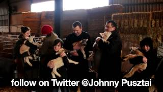 Johnny Pusztai - Pork & Sausage Making Demos Showreel 2015