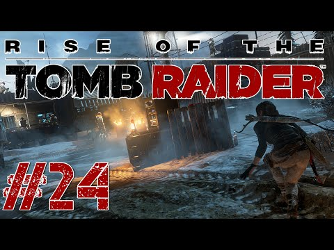 Rise of the Tomb Raider #24 - Observatory