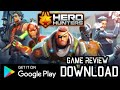HERO HUNTERS | 100mb  download now | Action/FPS game | official launch in play store