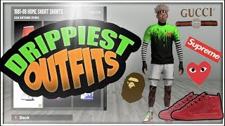 BEST OUTFITS ON NBA 2K19 🔥 LOOK LIKE A CHEESER NOW! BEST MYPARK OUTFITS TO WEAR
