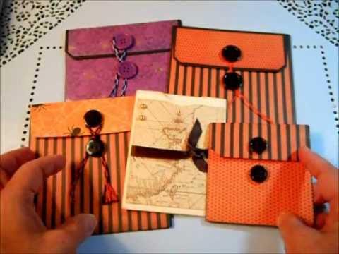 CD/DVD Envelope and Pocket - Tutorial