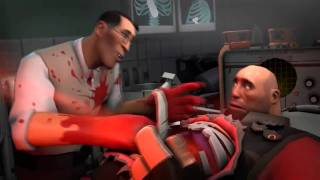 TF2: Meet the medic (rus)