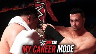 WWE 2K18 My Career Mode - Ep 19 - MESSAGE TO THE CHAMP!!
