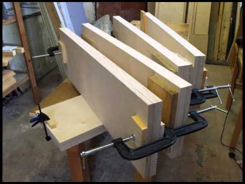 How To Make Chunky Shelves If You Can T Find Chunky Wood