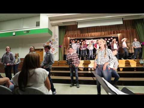 St Hedwig School 2017 Spring Sing Grade 8