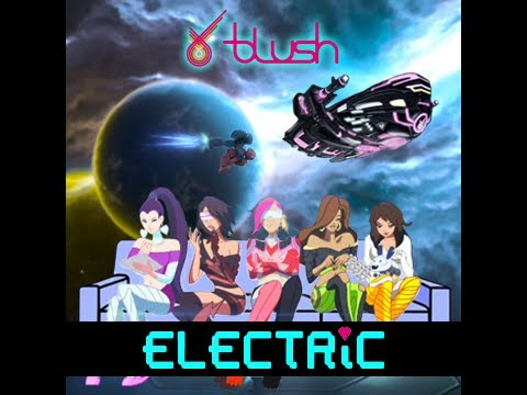 Blush - Electric [Official Music Video]