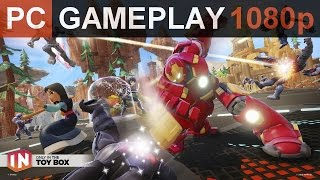 Disney Infinity 3.0 Gold Edition PC Gameplay (1080p)